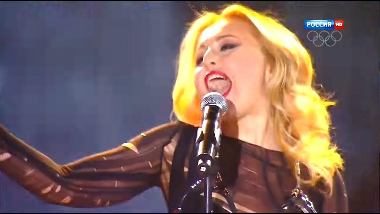 Анжелика Варум – Сумасшедшая (Песня года 2013)