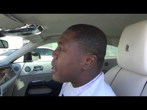 ANDRE BERTO Got The Baddest Rolls-Royce  It's 1 of a kind! EsNews Boxing