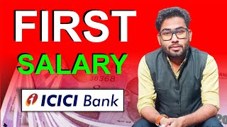FIRST SALARY IN ICICI BANK, SELECTION PROCESS IN ICICI BANK JOBS, SALARY AS SALES OFFICER   JDJOBS  