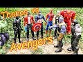 Thanos vs Avengers + Spiderman - Hulk, Thor, Black Panther, Iron Man Full Fight! Part 3