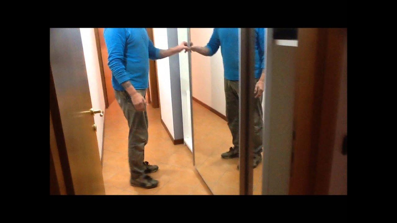 arredamento di un bilocale a verona con mobili trasformabili - youtube - Mobili Trasformabili Verona