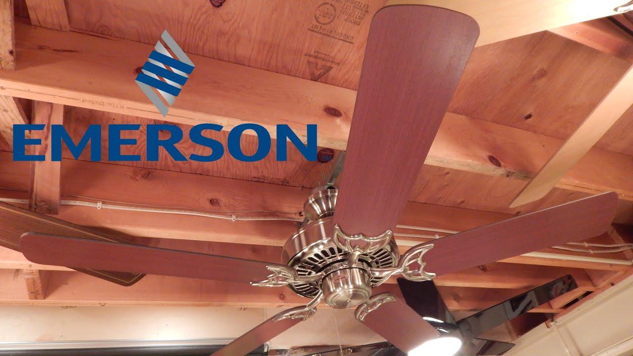 Emerson Northwind Ceiling Fan Youtube