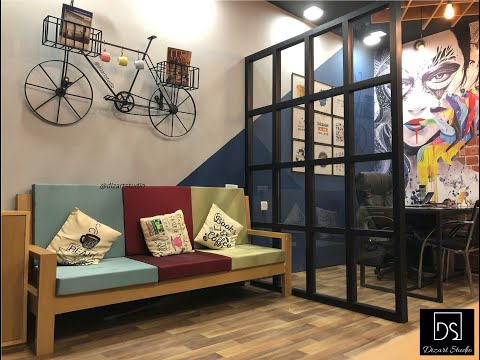 Dizart Studio Office, Agra | Interior Design