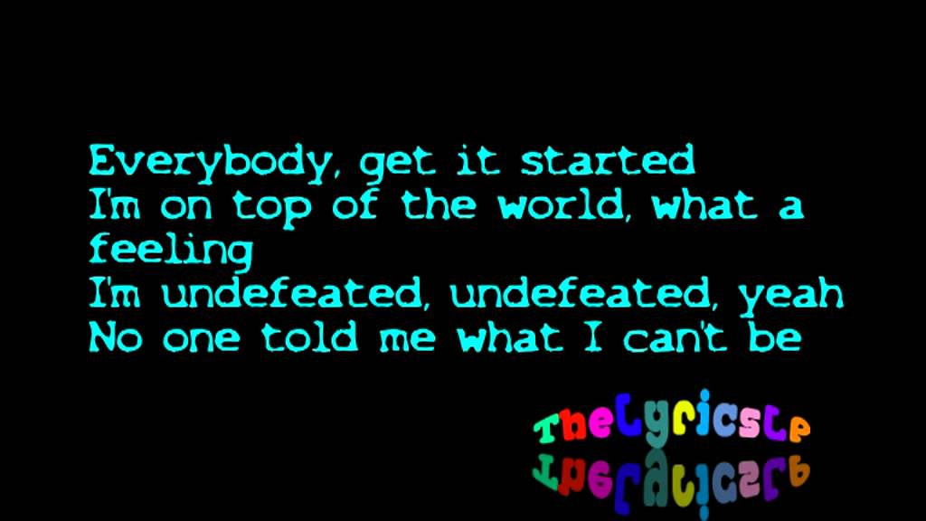 Lyric pick up the pieces lyrics : Jason Derulo - Undefeated Lyrics - YouTube