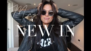 NEW IN MY CLOSET MAY |  TRY ON HAUL Dita Sunglasses, Zara |  Maria Teresa Lopez