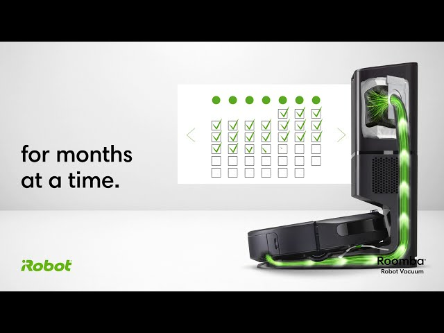iRobot Roomba i3 Robot Vacuum Video Product Overview