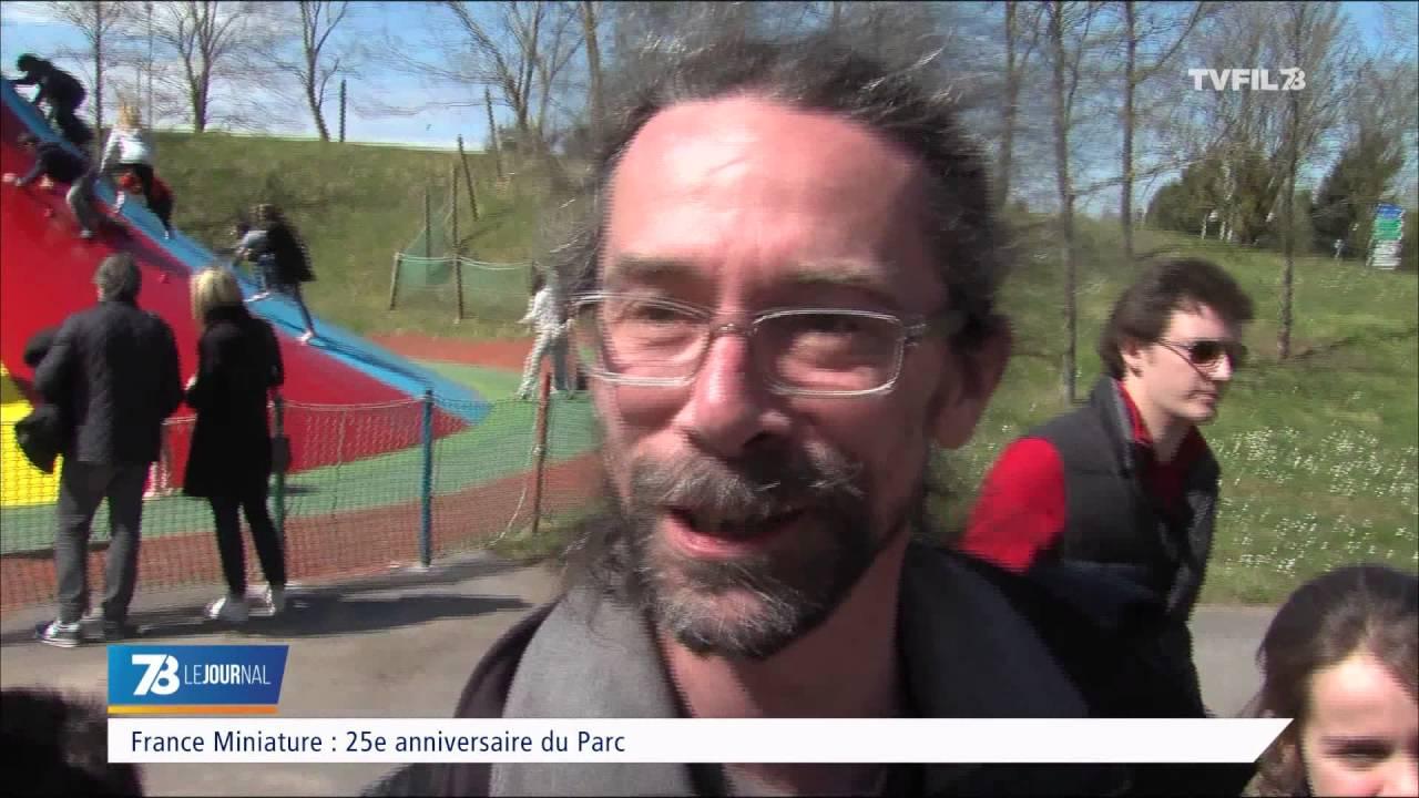 France Miniature : le parc a 25 ans