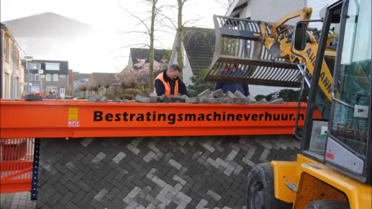 bricklayer machine