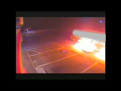 Fuel Truck Vapor Fire