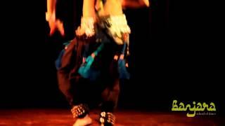 Odissi Belly Dance Fusion - Nitisha Nanda