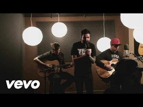 A Day To Remember  All I Want Acoustic