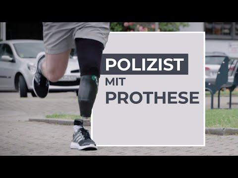 Unterschenkelprothese - Na Und?