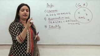 Basics of Group Theory