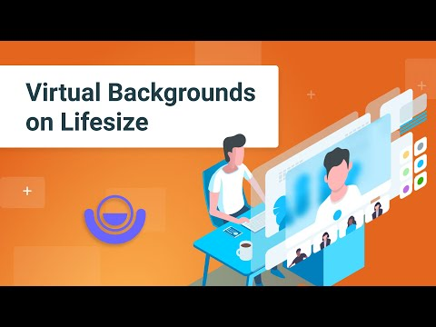 Replace Your Background On Lifesize   ManyCam Virtual Backgrounds