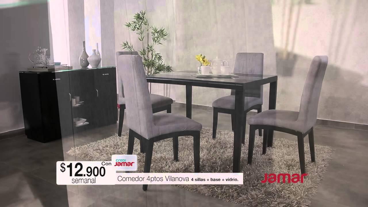 Muebles jamar comedor vilanova2016 youtube - Mundo joven muebles catalogo ...