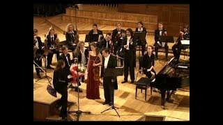 MENDELSSOHN-Double Concerto for Violin and Piano-HEMSING-MASTROYIANNIS