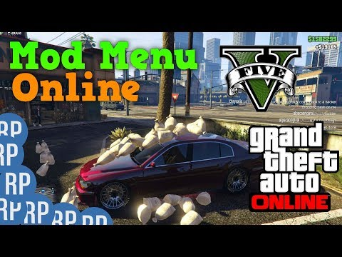 GTA 5 Online 1.43 Solitary Menu w/ Money Hack+RP+Hacks[FREE DOWNLOAD]