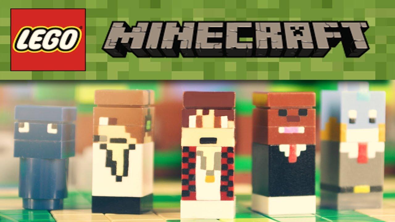 Case Design chicken phone case : LEGO Minecraft : Additional Micromobs #8 - Showcase - YouTube