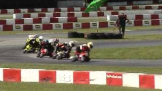 video minimoto vi gara wlb viverone 40cc 29 08 2010
