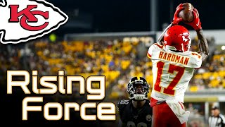 Chiefs Rising Forces Mecole Hardman & Darwin Thompson - Q&A | Kansas City Chiefs News 2019 NFL