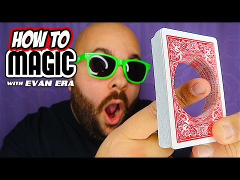 Thumbnail: 10 MAGIC Card Trick Decks!
