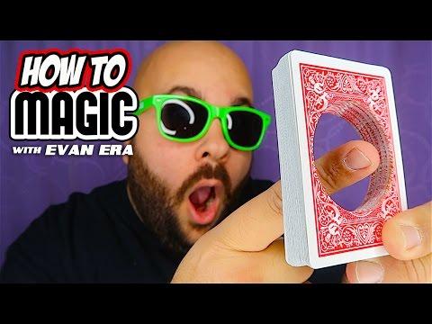 10 MAGIC Card Trick Decks!