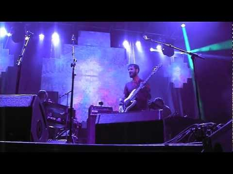 Papadosio performing a Boards of Canada cover RootWire 2012