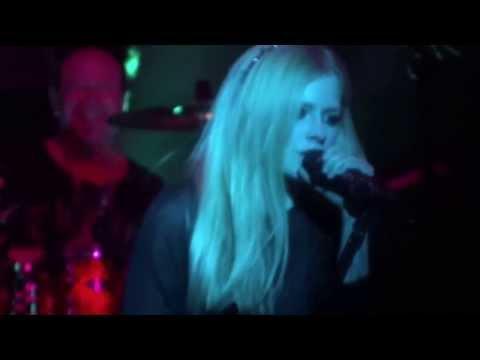 Avril Lavigne 2014 Japan Tour.@Osaka Zepp Namba 1.31,2014. SK8ER BOI