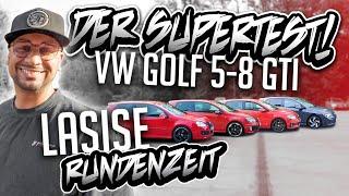 JP Performance - Der Supertest! | VW Golf 5-8 GTI | Auf der LASISE