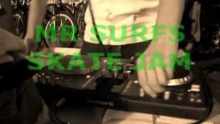 Mr Surfs Skate Jam 2/11/12 Gaven Mixen some Dubstep