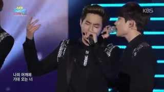 Gambar cover [HIT] 아시아 송 페스티벌-EXO-K - Lucky.20141107