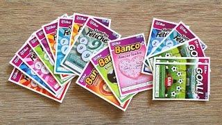 ❖ Tous les tickets à 1€ ツ Grattage de jeux Tickets à gratter Illiko FDJ