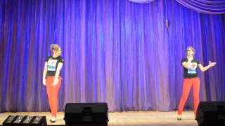 "Наталия Козлова и Дарья Садовская - Гимн молодежи (cover гр.""Челси"")"