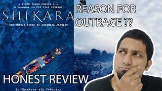 Gambar cover Shikara Movie Review | Honest Review | Bengali | Vidhu Vinod Chopra | Adil khan | Sadia