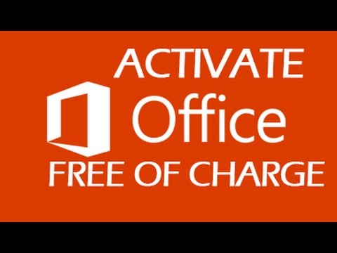 Активация Microsoft Office 2013 | Activate Microsoft Office 2013