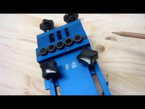 01 - Dowelling Jig Instructions - Making a Door Frame