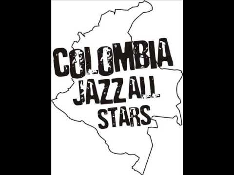 COLOMBIA JAZZ ALL STARS - APRIL IN PARIS