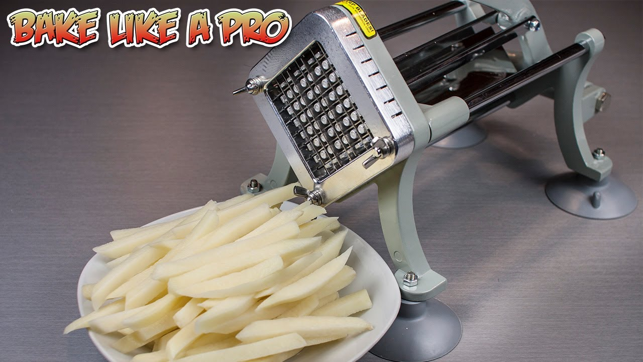 0bf93736599 Professional Weston French Fry Cutter Unboxing And Review - YouTube