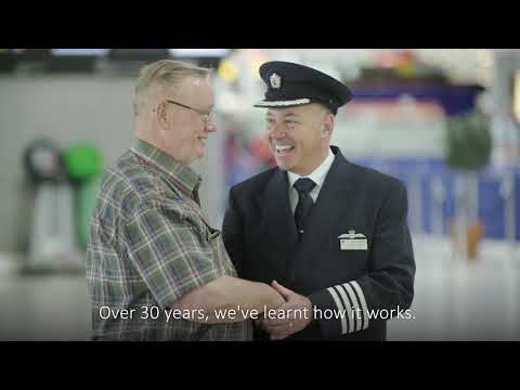 Flying with Confidence - Ronnie's story