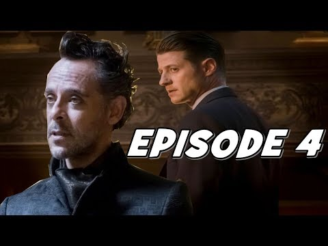 "Gotham Season 4 Episode 4 ""The Demon"