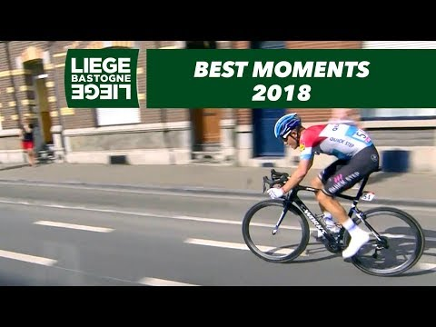 Best Moments – Men – Liège-Bastogne-Liège 2018