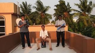 VISIRI - Ennai Nokki Paayum Thotta | OFFICIAL VIDEO | HD | MUSICAL COVER