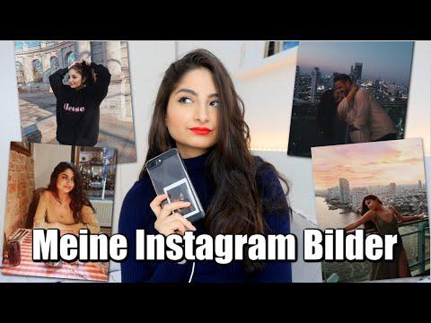 Wie ich meine Instagram Bilder bearbeite!