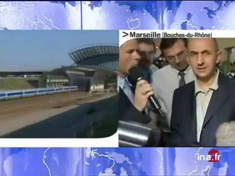 Le record du TGV entre Calais et Marseille - Archive vidéo INA