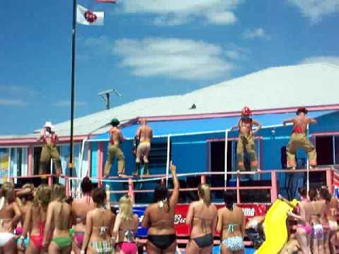 Firefighter House - Show on Fort Myers Beach, FL - Spring Break 2009 Mp3