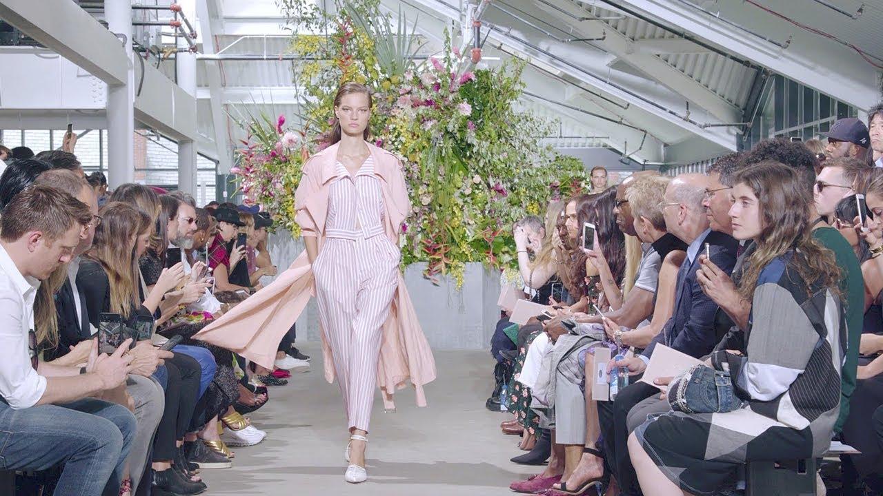 Jason Wu   Spring Summer 2018 Full Fashion Show   Exclusive