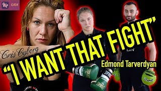 🔴 IS RONDA ROUSEY VS CRIS CYBORG HAPPENING??? + THE CREATOR OF THE GifJif APP thumbnail