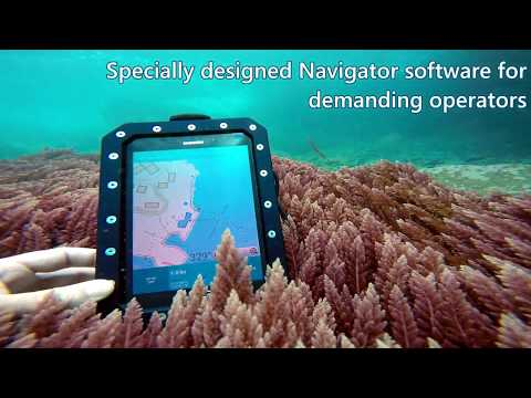 Navigating Underwater in Madeira with Alltab