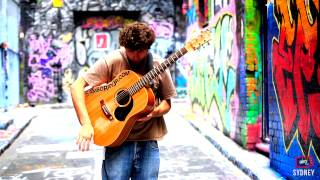 Sam Westphalen - Spice Girls - Wannabe - Cover - The Busking Sessions