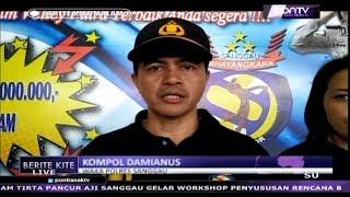 33 Tim Voli Ikut Turnament Kapolres Cup 2019